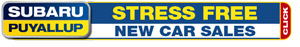 Stress-Free New Vehicle Sales serving Seattle & Auburn, WA