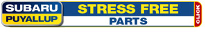 Stress-Free Subaru Parts & Accessories serving Puyallup, WA