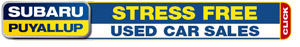 Stress-Free Used Vehicle Sales serving Tacoma & Olympia, WA