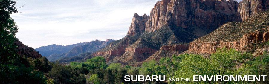 Subaru and the Environment