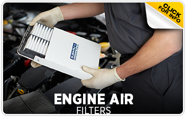 Learn more about Genuine Subaru parts and accessories - engine air filters improve overall performance and can help extend the life of your engine - Get them at Subaru of Puyallup serving Tacoma, WA
