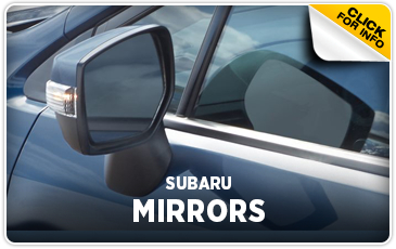 Learn more about Genuine Subaru parts and accessories - Mirrors Information - Get them at Subaru of Puyallup serving Tacoma, WA
