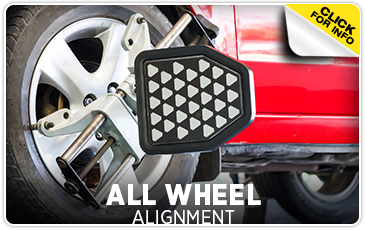 Subaru All-Wheel Alignment Service Puyallup, WA