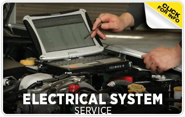 Subaru Electrical System Service Puyallup, WA