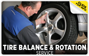 Subaru tire balance and rotation information - Puyallup, WA
