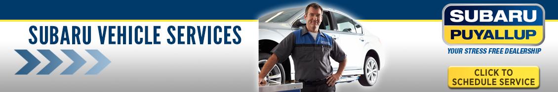 Subaru Service Information Puyallup, WA