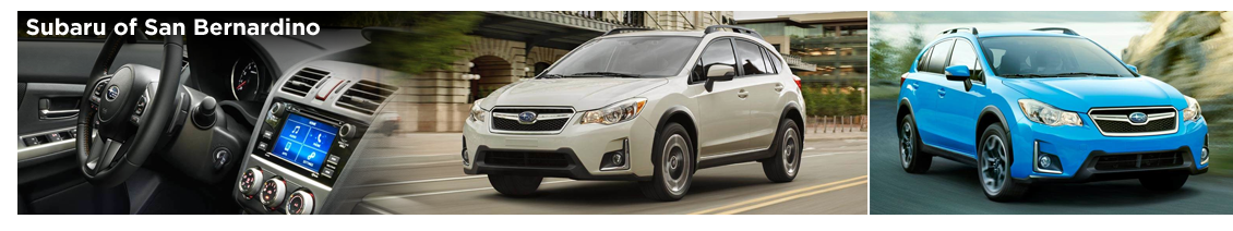 2016 Subaru Crosstrek Model Features