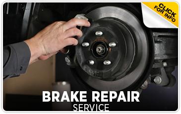 Subaru Pacific Brake Repair Service