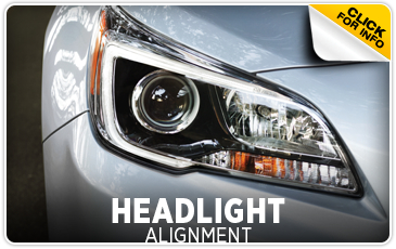 Headlight Adjustment Service for Your Subaru from Subaru Pacific Serving Torrance, CA