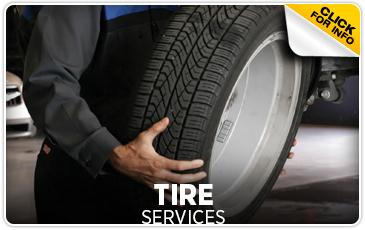 Subaru Pacific Tire Service