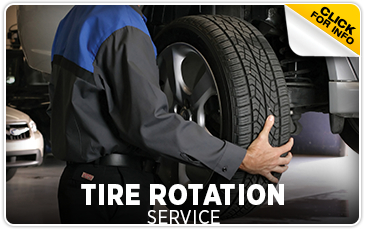 Tire Rotation Service Information at Subaru Pacific Serving Torrance, Hermosa Beach, and Carson, CA