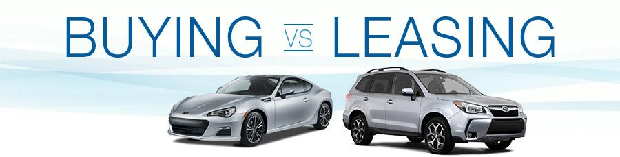 Subaru Buying or Leasing Process Torrance, CA
