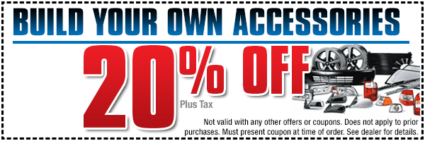 Save on genuine Subaru accessories with this coupon at Subaru Pacific in Torrance serving Redondo Beach, CA
