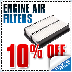 Save on genuine Subaru engine air filters with this special offer from Subaru Pacific in Torrance, CA