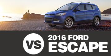 Click to Compare the 2016 Subaru Forester VS Ford Escape at Subaru Superstore