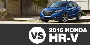 Click to Compare the 2016 Subaru Forester VS Honda HR-V at Subaru Superstore