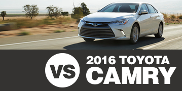 Click to Compare the 2016 Subaru Legacy VS Toyota Camry at Subaru Superstore