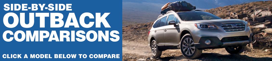 Compare 2016 Subaru Outback VS The Competition at Subaru Superstore