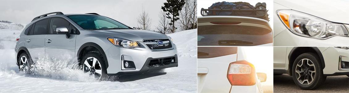 New 2016 Subaru Crosstrek Exterior Design