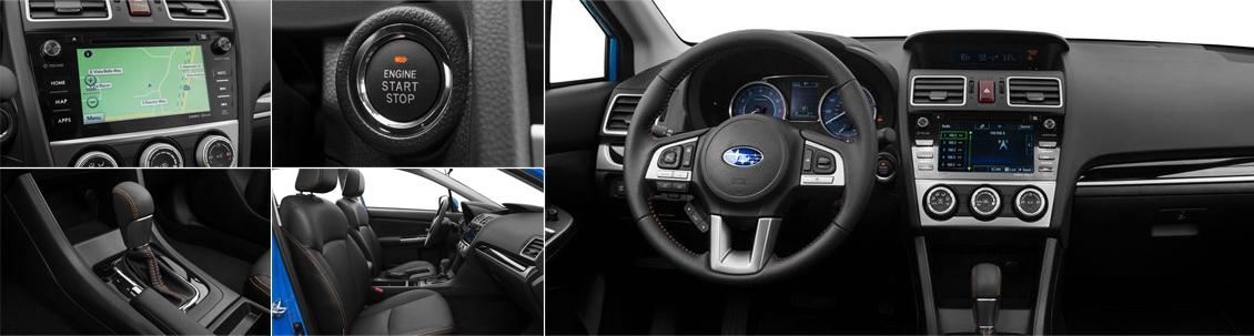New 2016 Subaru Crosstrek Interior Style