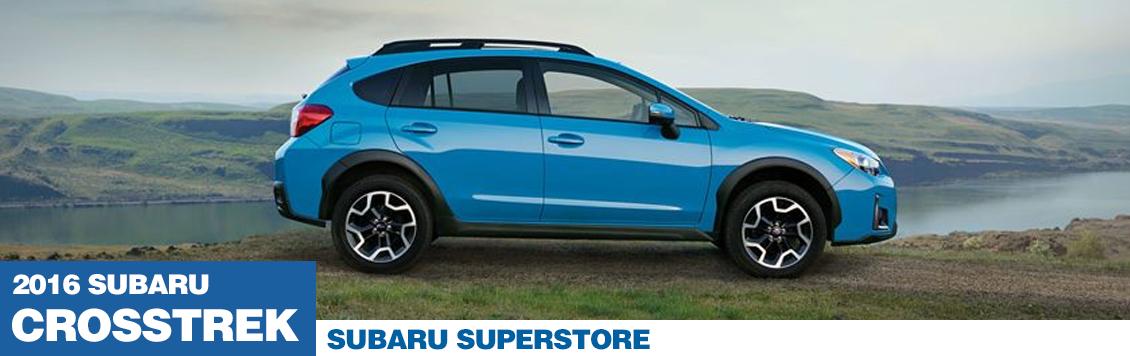 New 2016 Subaru Crosstrek Model Details in Chandler, AZ