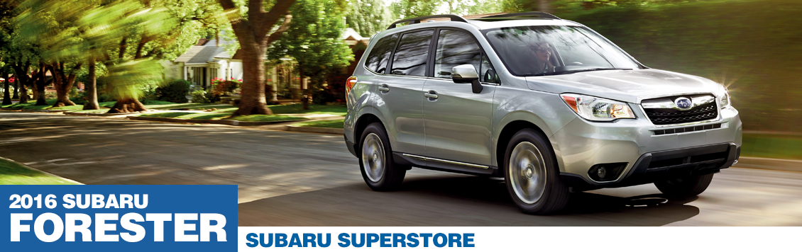 New 2016 Subaru Forester Model Details in Chandler, AZ