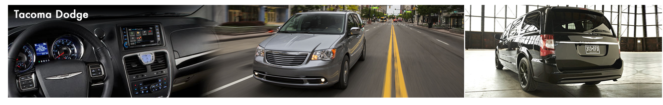 2015 Chrysler Town Country Model Features Tacoma