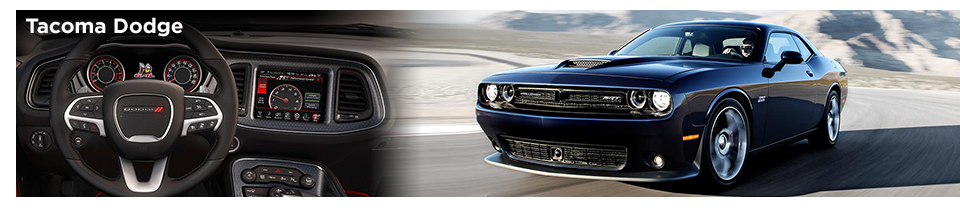2015 Dodge Challenger Model Information