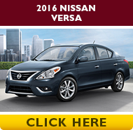 Click to Compare The 2016 FIAT 500 vs 2016 Nissan Versa Models in Tacoma, WA