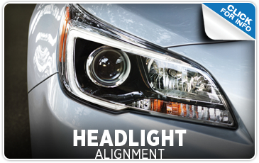 Subaru headlight adjustment service from John Hine Temecula Subaru serving Murrieta and Riverside, CA