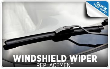 Subaru windshield wiper and windshield wiper blade replacement from John Hine Temecula Subaru serving Murrieta and Riverside, CA