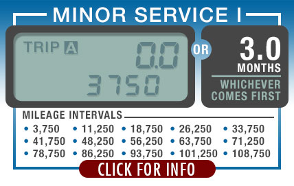 Subaru Recommended Minor Maintenance 1 | Every 3,750 Miles or 3.75 Months