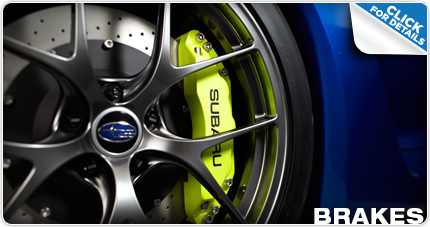 Click to Learn More About Genuine Subaru Brakes Temecula, CA