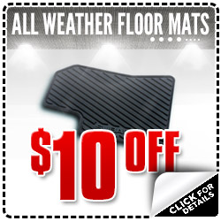 Genuine Subaru All-Weather Floor Mats Special serving Murrieta & Temecula, CA