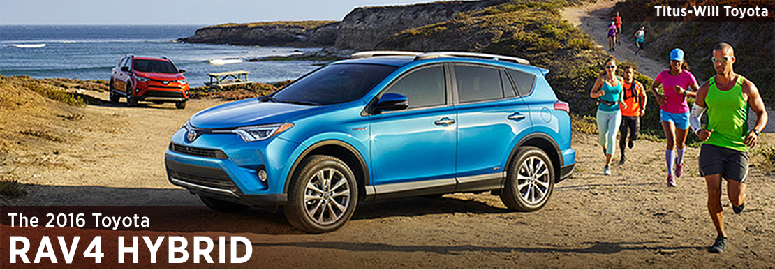 2016 Toyota RAV4 Hybrid Model Information in Tacoma, WA