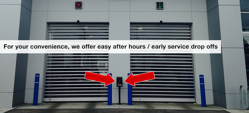 After Hours Easy Drop Off Service
