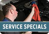 Subaru Service Specials