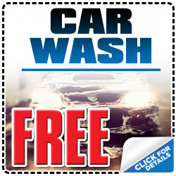 Tucson Subaru Free Car Wash with Service Special Coupon serving Nogales & Rio Rico, Arizona