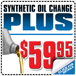 Subaru Synthetic Oil Change Service Special Tucson, AZ