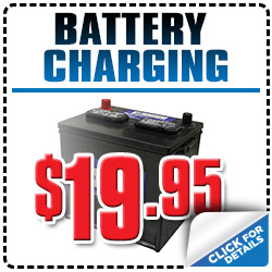 Subaru Battery Electrical System Service Offer Near Wilcox, Arizona