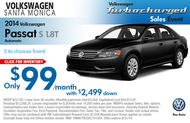 new 2015 volkswagen passat low payment lease specials. Black Bedroom Furniture Sets. Home Design Ideas