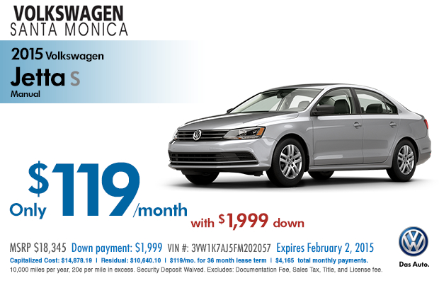 Vw Lease Deals >> Volkswagen Jetta Deals Auto Guide