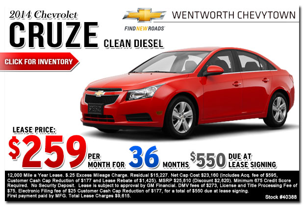 Chevy Dealers In Maine >> Cruze Lease Deals Ohio - Gift Ftempo