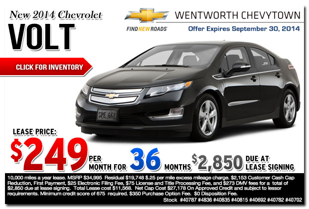 Chevy Volt Lease >> Chevy Volt Lease Deals Canada The Redheaded Hostess Coupon