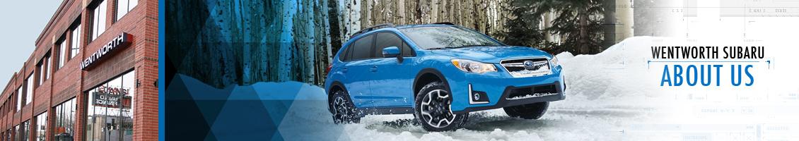 About Wentworth Subaru in Portland, Oregon