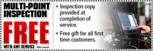 Chevrolet Special Free Multi Point Inspection with Any Service serving Salem & Wilsonville, OR