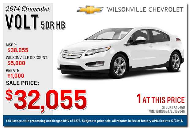 new 2014 2015 chevy car truck suv specials portland. Cars Review. Best American Auto & Cars Review